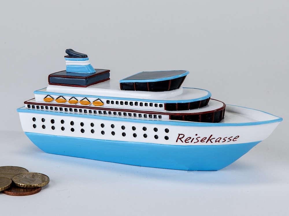 Spardose Reisekasse Schiff Fur Geldgeschenke Jetzt Bestellen
