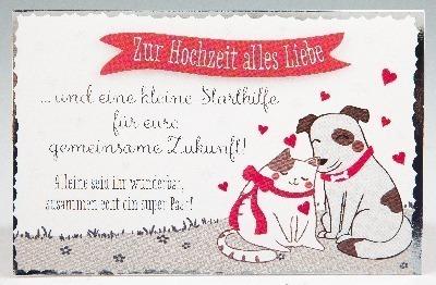 Geldgeschenk Karte.Geldgeschenkkarte Zur Hochzeit Glückwunschkarte Bestellen