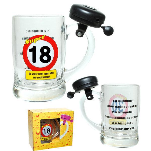 Bierseidel Mit Klingel 18