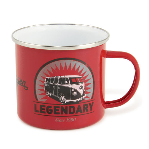 "Becher ""VW T1 Bus"" Vintage"