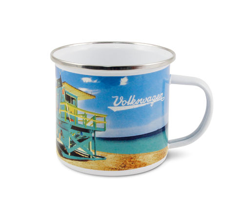 "Becher ""Beachlife"" Vintage"