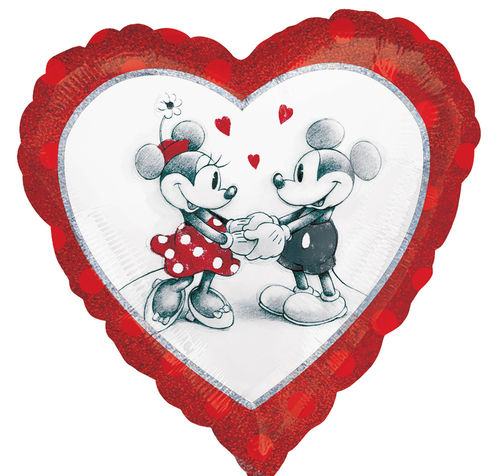 "Folienballon ""Mickey & Minnie"""